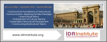 Study with IDRI milano